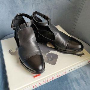 Topshop Katz Ankle Strap Shoe